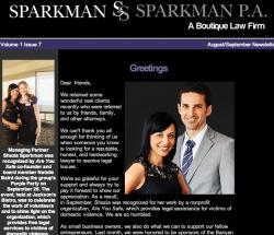 Sparkman & Sparkman, P A